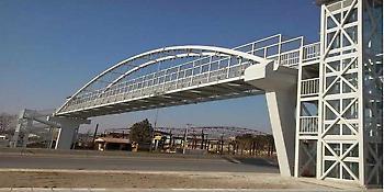 Κατασκευή πεζογέφυρας σε κομβικό σημείο του Δήμου Νέας Ιωνίας