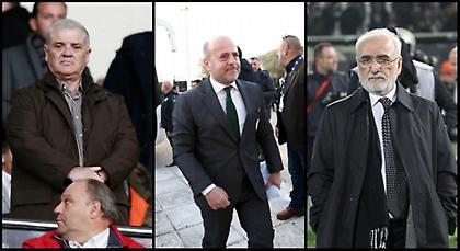 ΠΑΟ-ΑΕΚ-ΠΑΟΚ καταγγέλλουν την ΕΠΟ και ζητούν παρέμβαση της FIFA!