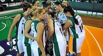 Ξεκινούν την Πέμπτη οι «πράσινες» μπασκετμπολίστριες