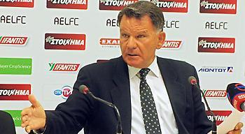 Κούγιας: «Δεν ενδιαφέρομαι για πρόεδρος της Super League»