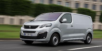 Νέο Peugeot Expert