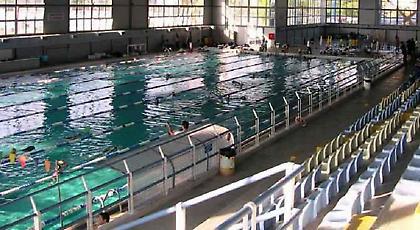 Κλείνει για οκτώ και πλέον μήνες το Ποσειδώνιο Κολυμβητήριο