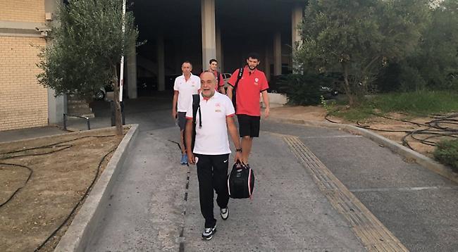 Έφυγε για Μέτσοβο ο Ολυμπιακός