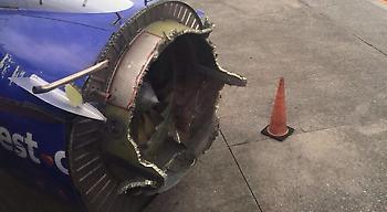 Τρόμος στον αέρα: Αναγκαστική προσγείωση αεροπλάνου μετά από έκρηξη στον κινητήρα