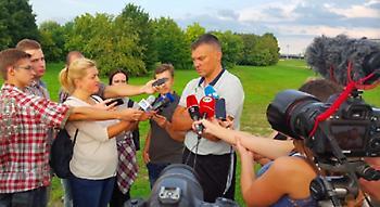 Γιασικεβίτσιους: «Απλά μιλούσα με την Μπάρτσα, δεν συμφώνησα»