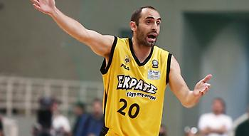 Καλαμπόκης στον ΣΠΟΡ FM: «Θα μείνω στο μπάσκετ γιατί το αγαπώ»