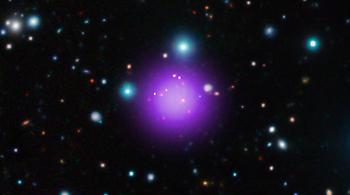 NASA: Βρέθηκε σύμπλεγμα γαλαξιών σε απόσταση 11,1 δισ. ετών φωτός
