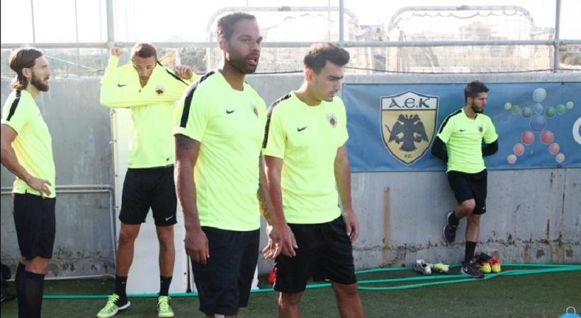 Χριστοδουλόπουλος και Λέσκοτ εν δράσει στα «κιτρινόμαυρα» (video/pics)
