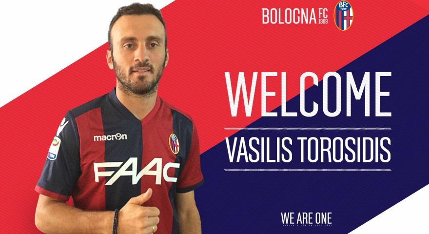 Ανακοίνωσε Τοροσίδη η Μπολόνια!