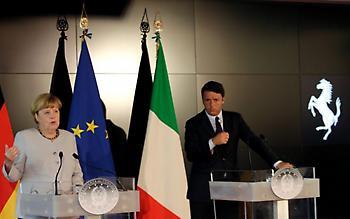 Ευρωπαϊκή λύση για τον επαναπατρισμό μεταναστών θέλουν Μέρκελ- Ρέντσι