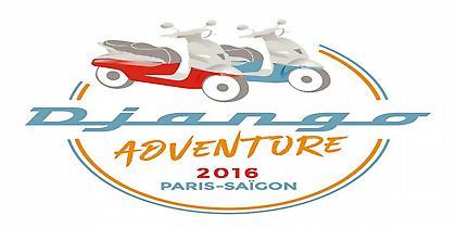 11.149 χλμ. από το Παρίσι στη Σαϊγκόν με Peugeot Django 125