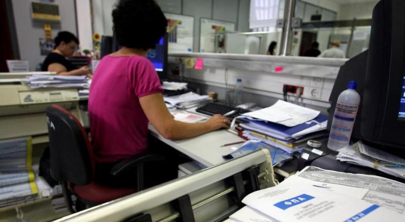 Κατά 811 εκατομμύρια αυξήθηκαν τα ληξιπρόθεσμα χρέη προς την εφορία τον Ιούλιο