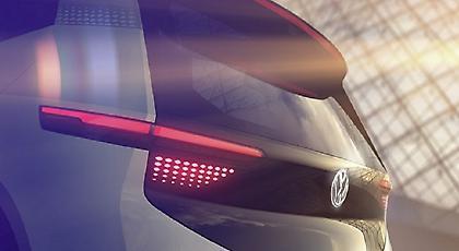 Πρωτότυπο ηλεκτρικό VW στο Παρίσι