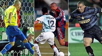 Ποια είναι τα αγαπημένα γκολ του Ρονάλντο; (video)