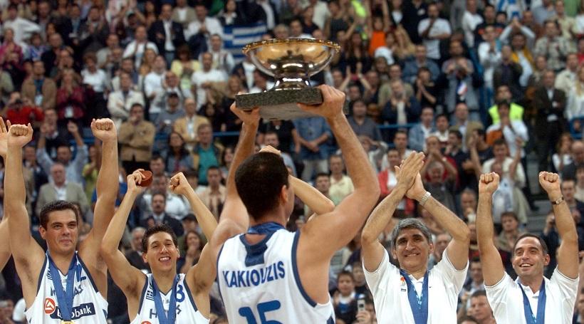 Δώδεκα χρόνια από το δεύτερο ελληνικό έπος στο Ευρωμπάσκετ