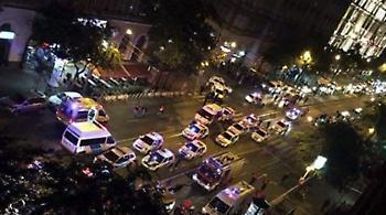 Ισχυρή έκρηξη στο κέντρο της Βουδαπέστης από διαρροή αερίου