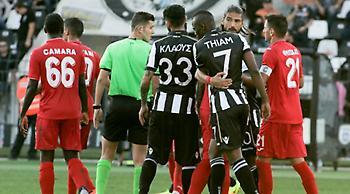 Βαρούχας: «Δεν δόθηκε πέναλτι στον ΠΑΟΚ, σωστή η κόκκινη στην Ξάνθη, τη γλίτωσε ο Μάτος»