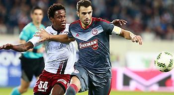Μιλιβόγεβιτς: «Όταν το ματς διακόπτεται 50 φορές, είναι δύσκολο να βρεις ρυθμό»