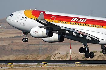 Iberia: Ισχυροποιεί συνεργασίες με ξένους αερομεταφορείς