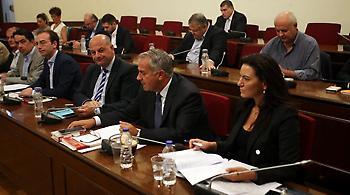 Επιμένει η ΝΔ: Να κληθούν Καμμένος και Παππάς στην Επιτροπή Θεσμών και Διαφάνειας