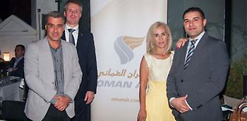 Goldair και Oman Air δίνουν τα «χέρια» για την ελληνική αγορά