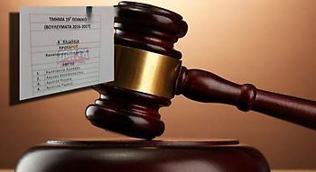 ΑΠΟΚΛΕΙΣΤΙΚΟ: Η ανακοίνωση της σύνθεσης του δικαστηρίου για την «εγκληματική οργάνωση»