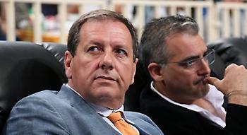 Ο Αγγελόπουλος είδε την προετοιμασία της ΑΕΚ