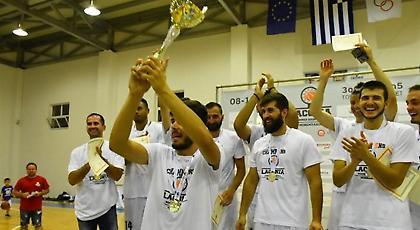 Θετικός ο απολογισμός στο πρώτο Laconia Summer Basketour
