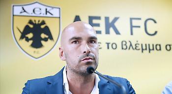 Τα είπε με τους αρχηγούς της ΑΕΚ ο Μαϊστόροβιτς