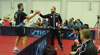 Μεγάλη νίκη για την Εθνική στο πινγκ-πονγκ