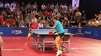 Ηττήθηκε η Εθνική γυναικών στο πινγκ-πονγκ