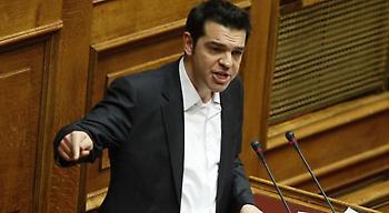Τσίπρας: «Μιλάνε τα κόμματα της διαπλοκής και της παράγκας στο ποδόσφαιρο»