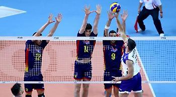 Έτοιμη για Ισπανία η Εθνική Ανδρών