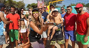 To Vari Sports Club Beach Volleyball Academy Έφης Σφυρή γιορτάζει τα δέκα του χρόνια