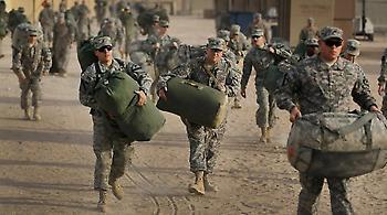 ΗΠΑ: Στέλνει 600 στρατιώτες για την απελευθέρωση της Μοσούλης