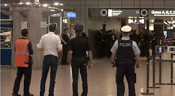 Συναγερμός στο αεροδρόμιο του Αμβούργου -Εντοπίστηκε ύποπτο μεταλλικό αντικείμενo