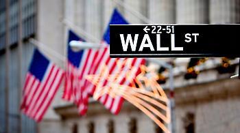 Ανοδικά η Wall Street - 110 μονάδες κέρδισε ο Dow
