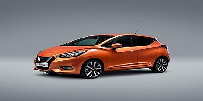 Ιδού το ολοκαίνουργιο Nissan Micra (video)