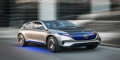 EQ – η νέα μάρκα της Mercedes-Benz για την ηλεκτροκίνηση