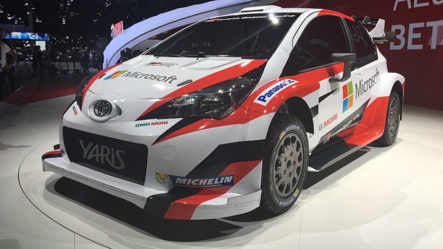 Τα νέα αυτοκίνητα του WRC (pics)