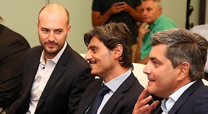 Αναστολή στις τιμωρίες Γιαννακόπουλου συζήτησε ο ΕΣΑΚΕ