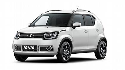 Οι λεπτομέρειες για το νέο Suzuki Ignis και το φρεσκαρισμένο S-Cross