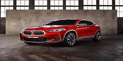 Νέο, συμπαγές πρωτότυπο από τη BMW