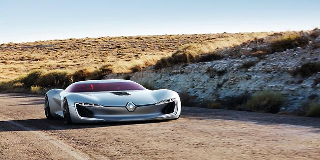 Εντυπωσιακό πρωτότυπο από τη Renault στο Παρίσι