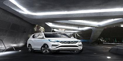 Ετοιμο το νέο μεγάλο SUV της SsangYong