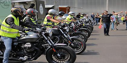 25.000 παθιασμένοι Guzzisti στα 95 χρόνια Moto Guzzi με νέο μοντέλο