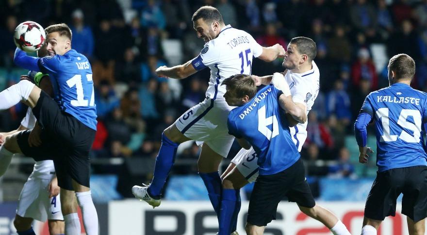 ΣΟΚ: Εκτός Παπασταθόπουλος, Τοροσίδης στα πρώτα 18' λόγω τραυματισμών!