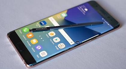 Βατερλό της Samsung με το Galaxy Note 7!