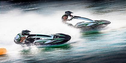 Το πιο γρήγορο όρθιο Jet Ski παραγωγής όλων των εποχών