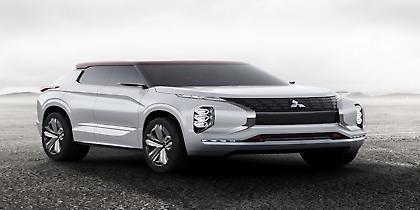 Νέο πρωτότυπο υβριδικό plug-in από τη Mitsubishi